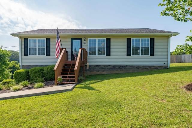 380 Mccarty Hollow Road, Telford, TN 37690 (MLS #9925767) :: Conservus Real Estate Group