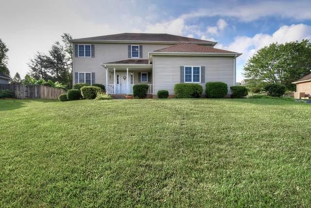 508 Steeplechase Drive, Johnson City, TN 37601 (MLS #9925773) :: Conservus Real Estate Group
