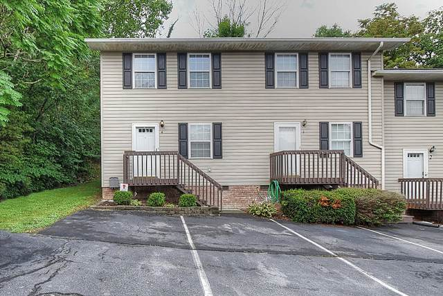 200 Arrowhead Drive #4, Johnson City, TN 37601 (MLS #9925791) :: Conservus Real Estate Group