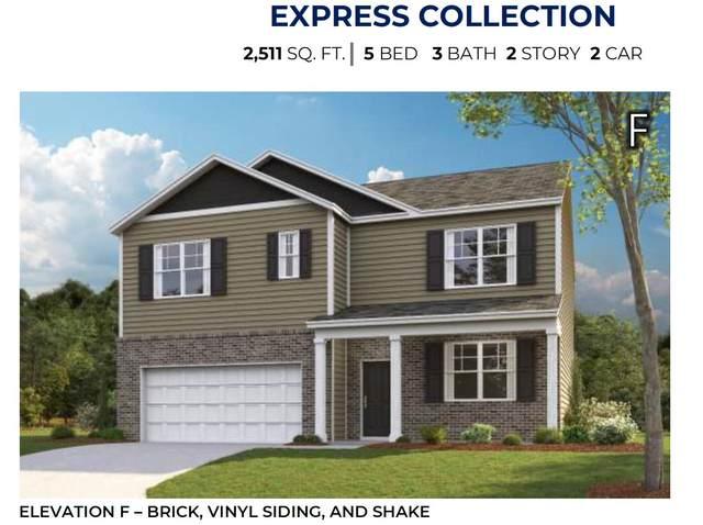 3347 Joshua Lane, Kingsport, TN 37664 (MLS #9925877) :: Highlands Realty, Inc.