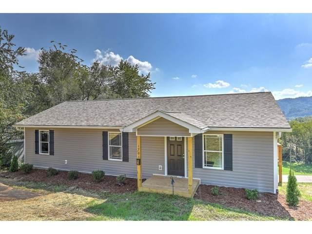 1701 Sevier Terrace Drive, Kingsport, TN 37660 (MLS #9925887) :: The Lusk Team