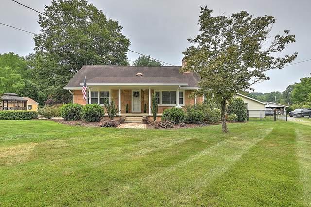 2833 Walnut Street, Johnson City, TN 37604 (MLS #9925944) :: Conservus Real Estate Group
