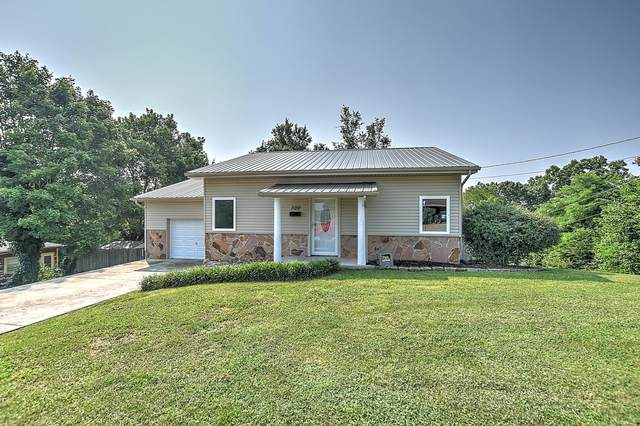 300 Sevier Heights, Greeneville, TN 37745 (MLS #9925970) :: Tim Stout Group Tri-Cities