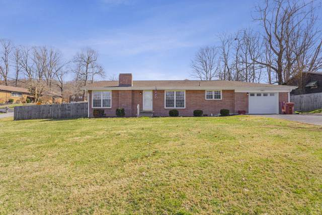 201 Choctaw Street, Johnson City, TN 37604 (MLS #9926002) :: Highlands Realty, Inc.