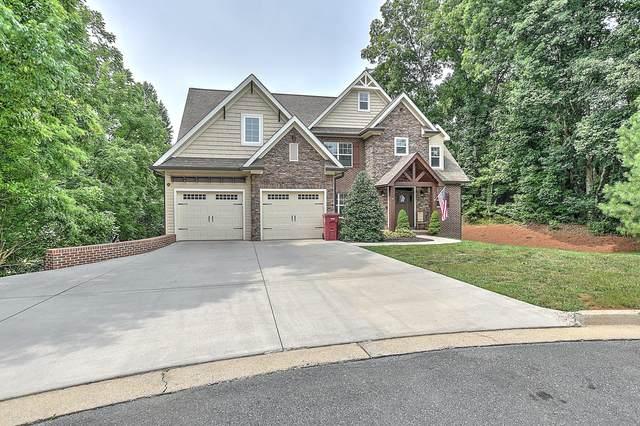806 Glen Oaks Court Court, Johnson City, TN 37615 (MLS #9926010) :: Highlands Realty, Inc.