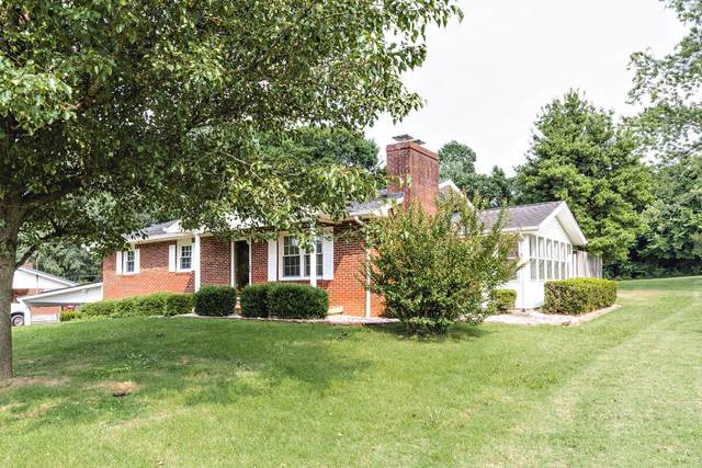702 Crowell Lane, Johnson City, TN 37601 (MLS #9926065) :: Highlands Realty, Inc.