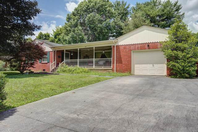 1605 Idlewilde Drive, Johnson City, TN 37601 (MLS #9926066) :: Conservus Real Estate Group