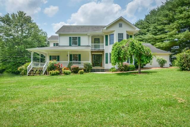 241 Sycamore Drive, Jonesborough, TN 37659 (MLS #9926085) :: Highlands Realty, Inc.