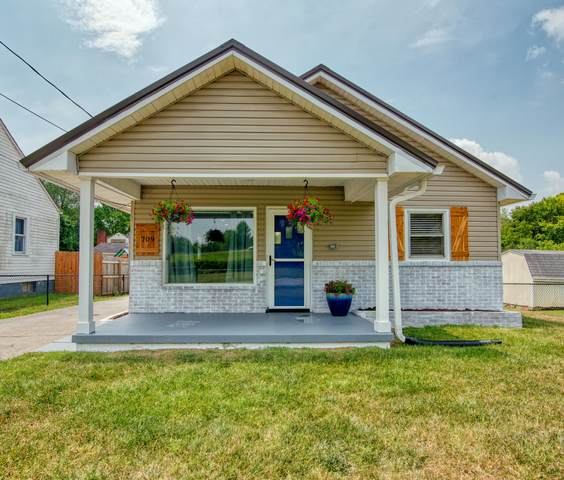 709 Howard Street, Kingsport, TN 37660 (MLS #9926163) :: Red Door Agency, LLC