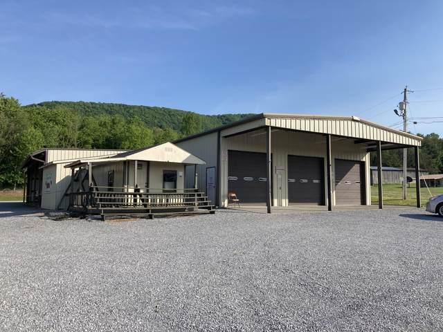 251 Tn-107, Jonesborough, TN 37659 (MLS #9926230) :: Conservus Real Estate Group