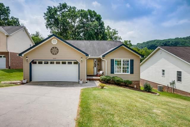 1033 Carrington Court, Kingsport, TN 37660 (MLS #9926245) :: Highlands Realty, Inc.