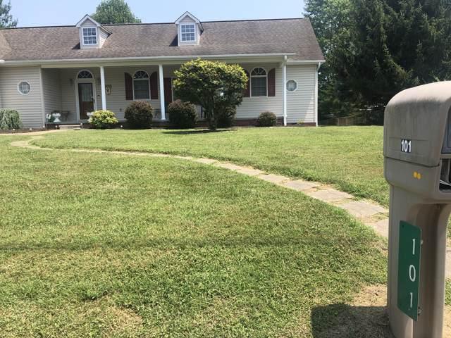 101 Southgate Drive, Elizabethton, TN 37643 (MLS #9926282) :: Conservus Real Estate Group