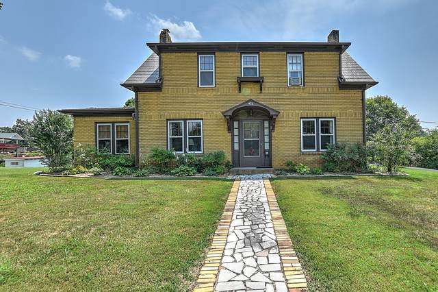 425 College Street, Jonesborough, TN 37659 (MLS #9926391) :: Conservus Real Estate Group
