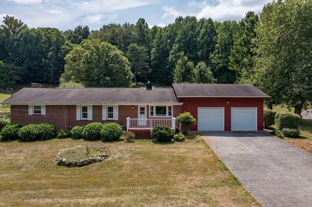 374 Hidden Valley Drive, Rogersville, TN 37857 (MLS #9926498) :: Red Door Agency, LLC