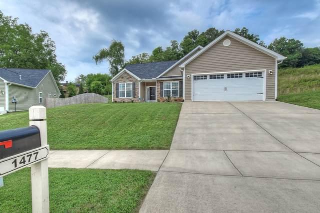 1477 Hammett Road, Johnson City, TN 37615 (MLS #9926578) :: Conservus Real Estate Group