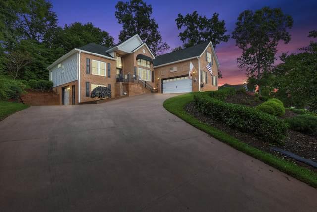 612 Glen Oaks Place, Johnson City, TN 37615 (MLS #9926624) :: Conservus Real Estate Group