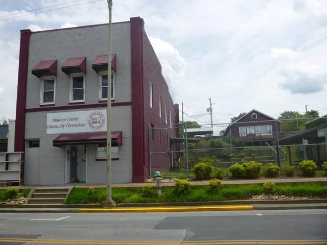 427 & 431 E Sullivan Street, Kingsport, TN 37660 (MLS #9926693) :: Highlands Realty, Inc.