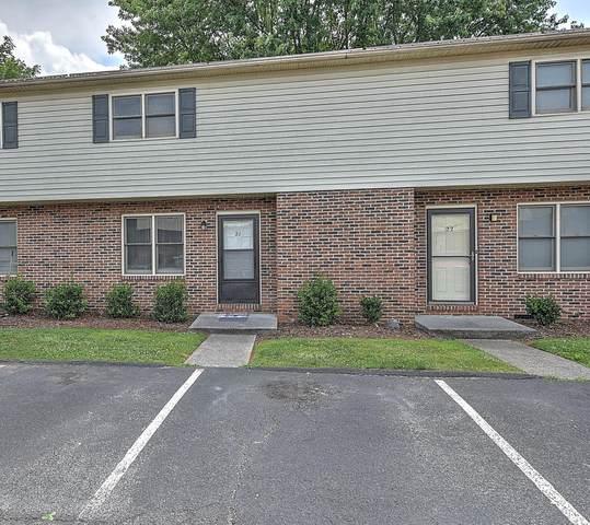 1800 Seminole Drive #21, Johnson City, TN 37604 (MLS #9926988) :: Red Door Agency, LLC