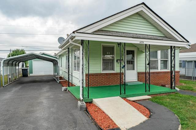 1474 Sevier Avenue, Kingsport, TN 37664 (MLS #9927030) :: Tim Stout Group Tri-Cities