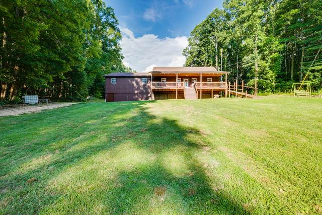 543 Cave Springs Road, Nickelsville, VA 24271 (MLS #9927125) :: Red Door Agency, LLC