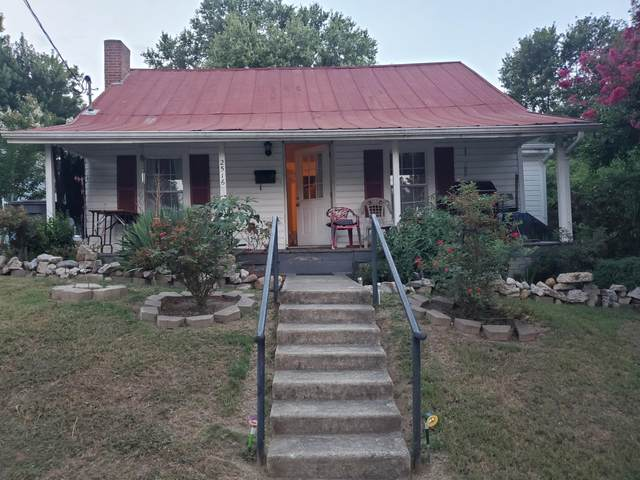 2516 Westmoreland Avenue, Kingsport, TN 37664 (MLS #9927148) :: Tim Stout Group Tri-Cities