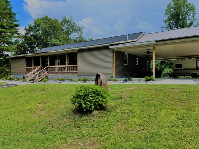 192 Blueberry Hill Drive, Pennington Gap, VA 24277 (MLS #9927194) :: Highlands Realty, Inc.