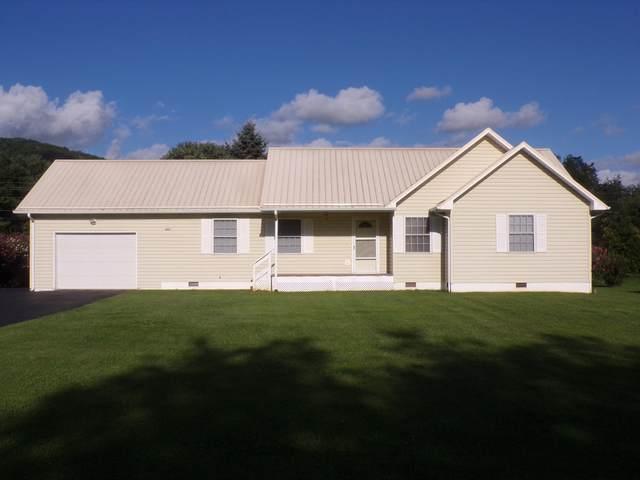453 Adams Road, Mountain City, TN 37683 (MLS #9927433) :: Tim Stout Group Tri-Cities