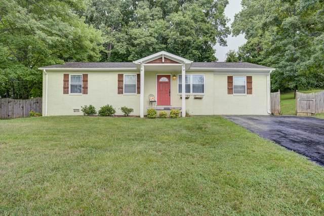1316 Baldridge Drive, Johnson City, TN 37604 (MLS #9927515) :: Red Door Agency, LLC