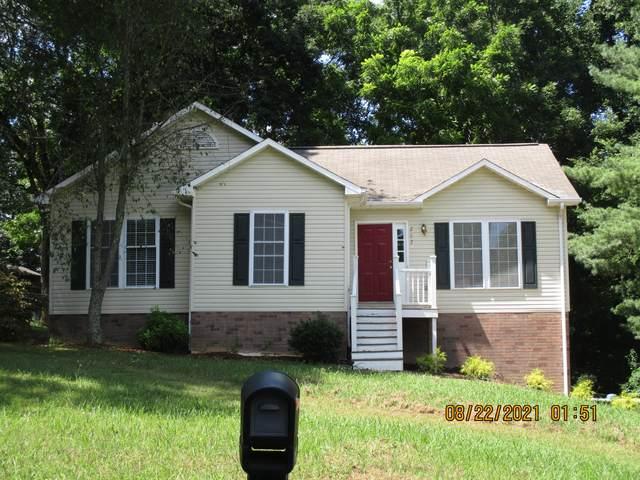 252 Overhill Drive, Jonesborough, TN 37659 (MLS #9927543) :: Red Door Agency, LLC