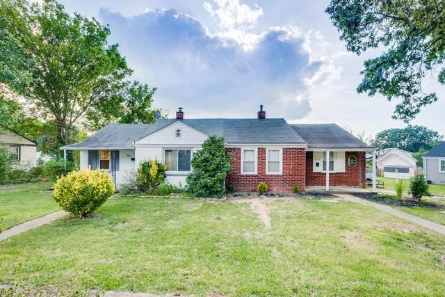 2233 Hiwassee Drive, Kingsport, TN 37664 (MLS #9927603) :: Red Door Agency, LLC