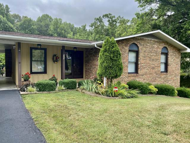 325 Whitehaven Drive, Kingsport, TN 37660 (MLS #9927714) :: Tim Stout Group Tri-Cities