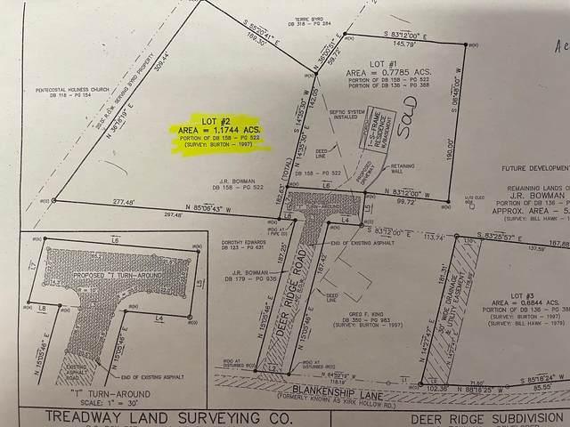 Lot 2 Deer Ridge Rd Road, Erwin, TN 37650 (MLS #9927726) :: Conservus Real Estate Group