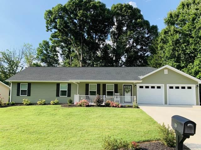 103 Park Place, Greeneville, TN 37743 (MLS #9927755) :: Conservus Real Estate Group