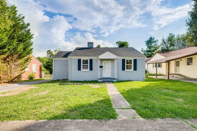 1305 Magnolia Avenue, Kingsport, TN 37664 (MLS #9927844) :: Highlands Realty, Inc.