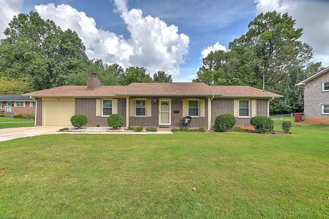 1205 Althea Street, Johnson City, TN 37601 (MLS #9927912) :: Conservus Real Estate Group
