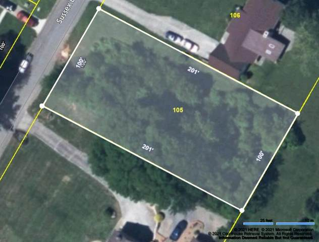 5695 Sussex Lane, Morristown, TN 37814 (MLS #9927994) :: Red Door Agency, LLC