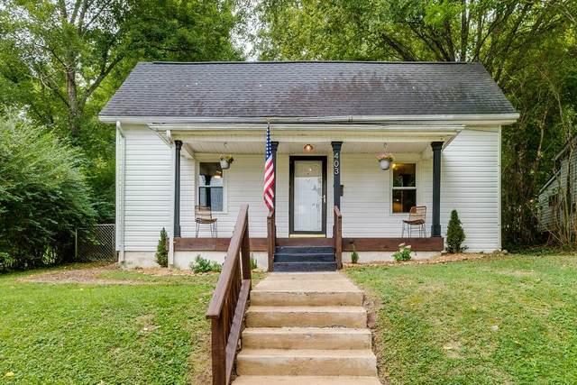 403 Poplar Street, Johnson City, TN 37604 (MLS #9928009) :: Red Door Agency, LLC