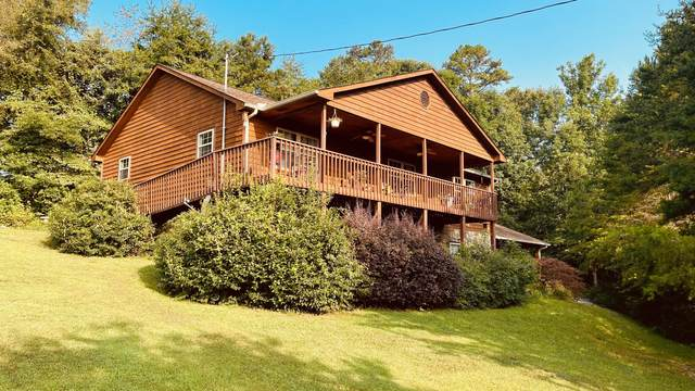 1735 Mountain Ridge Road, Newport, TN 37821 (MLS #9928138) :: Conservus Real Estate Group