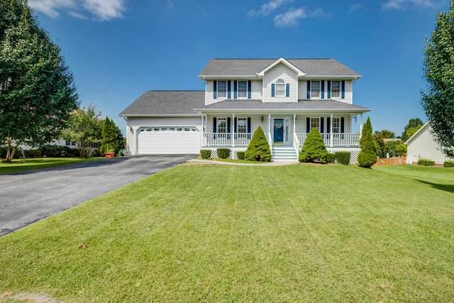 132 Brittany Drive, Johnson City, TN 37615 (MLS #9928169) :: Conservus Real Estate Group