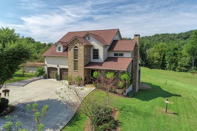 1413 Carty Court Lane, Parrotsville, TN 37843 (MLS #9928234) :: Conservus Real Estate Group