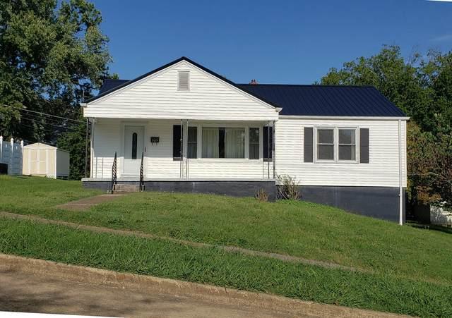 525 Fairmont Avenue, Kingsport, TN 37660 (MLS #9928254) :: The Lusk Team