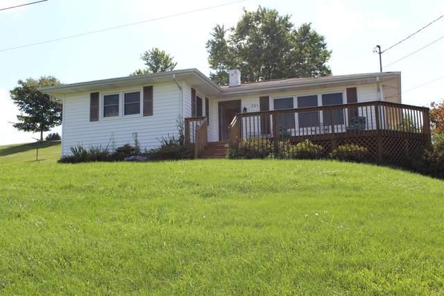 205 Valley Road, Saltville, VA 24370 (MLS #9928295) :: Red Door Agency, LLC