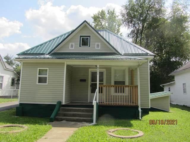 211 Wilson Avenue, Johnson City, TN 37604 (MLS #9928367) :: Highlands Realty, Inc.