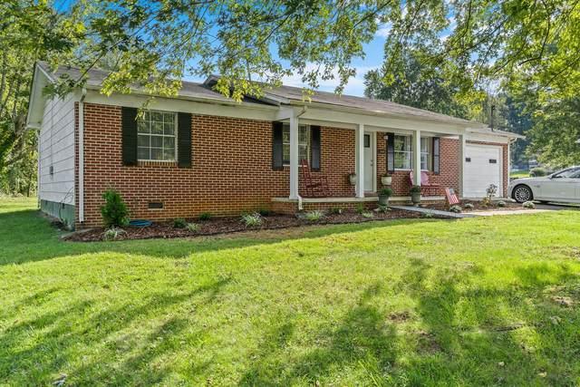 1606 Kennedy Circle, Greeneville, TN 37743 (MLS #9928376) :: Conservus Real Estate Group