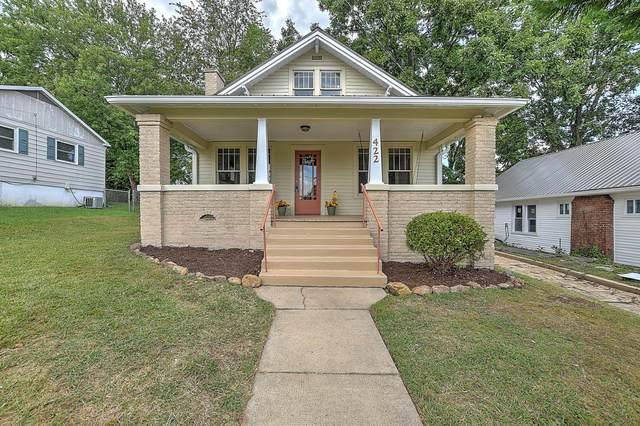 422 Magnolia Avenue, Johnson City, TN 37604 (MLS #9928436) :: Highlands Realty, Inc.