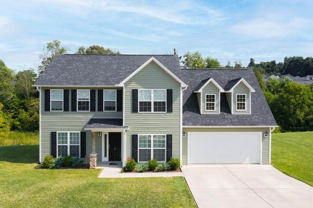 18 Dartmoor Road, Johnson City, TN 37615 (MLS #9928496) :: Red Door Agency, LLC