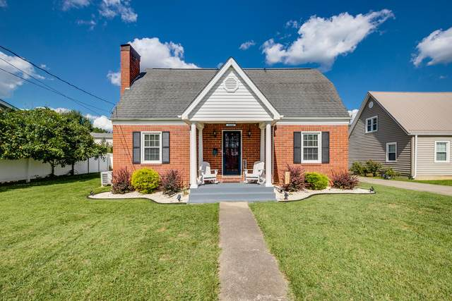 1614 Center Street Street, Kingsport, TN 37664 (MLS #9928549) :: Tim Stout Group Tri-Cities