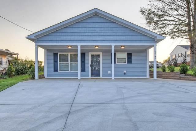 602 Blevins Avenue, Elizabethton, TN 37643 (MLS #9928591) :: Highlands Realty, Inc.