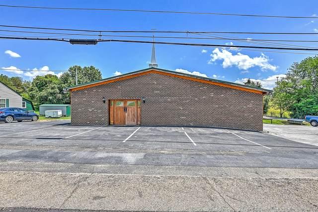2835 Newport Highway, Greeneville, TN 37743 (MLS #9928596) :: Bridge Pointe Real Estate