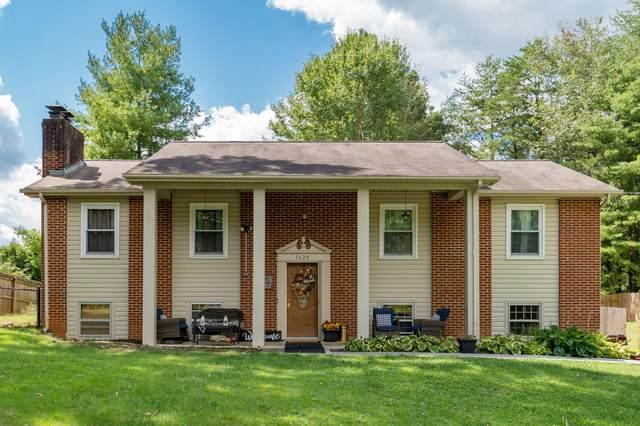 1620 Woodridge Drive, Johnson City, TN 37604 (MLS #9928672) :: Tim Stout Group Tri-Cities